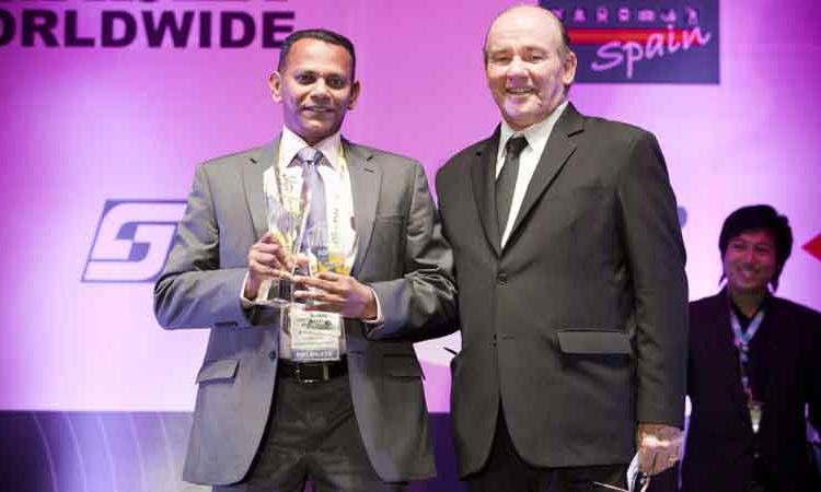 WCA WORLDWIDE TOP AGENT AWARD – 2011