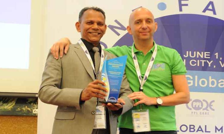 LOYALTY AWARD FROM PPL NETWORK – 2016