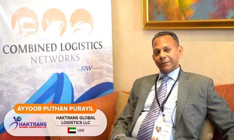 An exclusive interview: Ayyoob Puthan Purayil (Haktrans Global Logistics LLC)