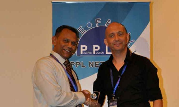 LOYALTY AWARD FROM PPL NETWORK – 2013