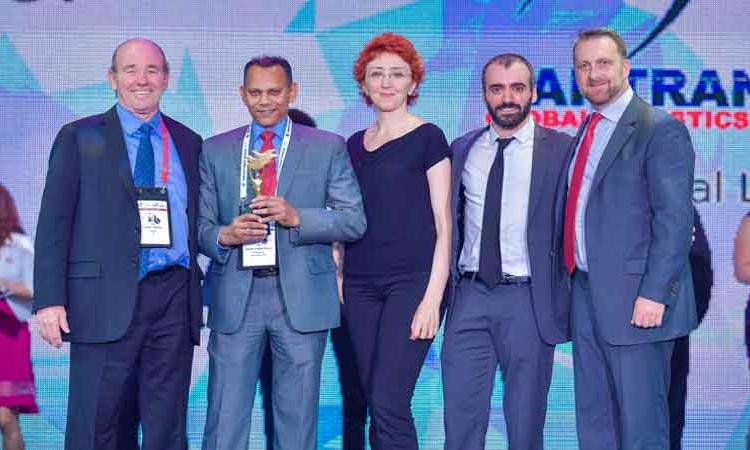 WCA BEST MIDDLE EAST AGENT AWARD – 2016